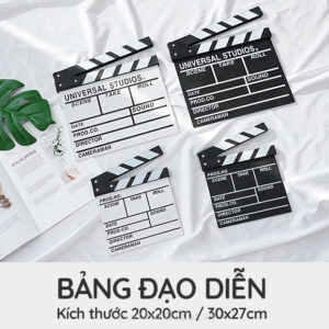bang dao dien clapper board 1