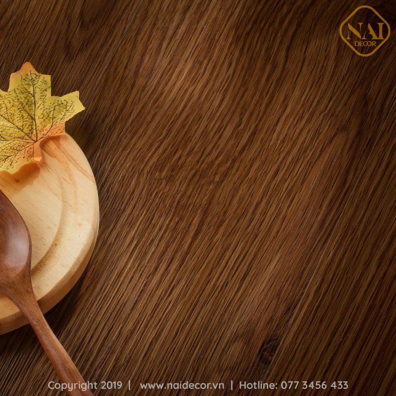 Nền gỗ PVC màu nâu chụp ảnh food