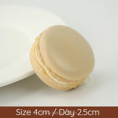 14 banh macaron mau be