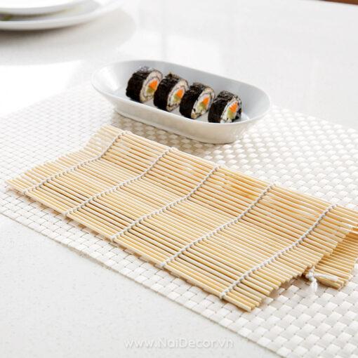 manh tre cuon sushi kimbap 10