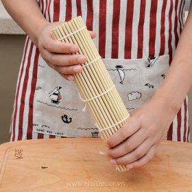 manh tre cuon sushi kimbap 8