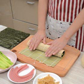 manh tre cuon sushi kimbap 9