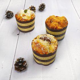 banh cupcake bo mo phong chup do an