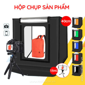 hop chup san pham chuyen nghiep 40cm
