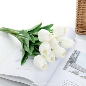 hoa tulip trang tri phu kien chup anh nhieu mau 12