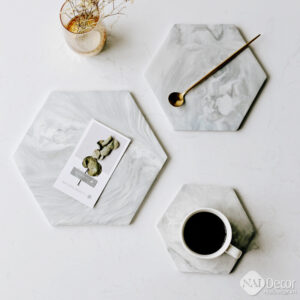 Khay Da Marble Hinh Luc Giac Hien Dai (2)