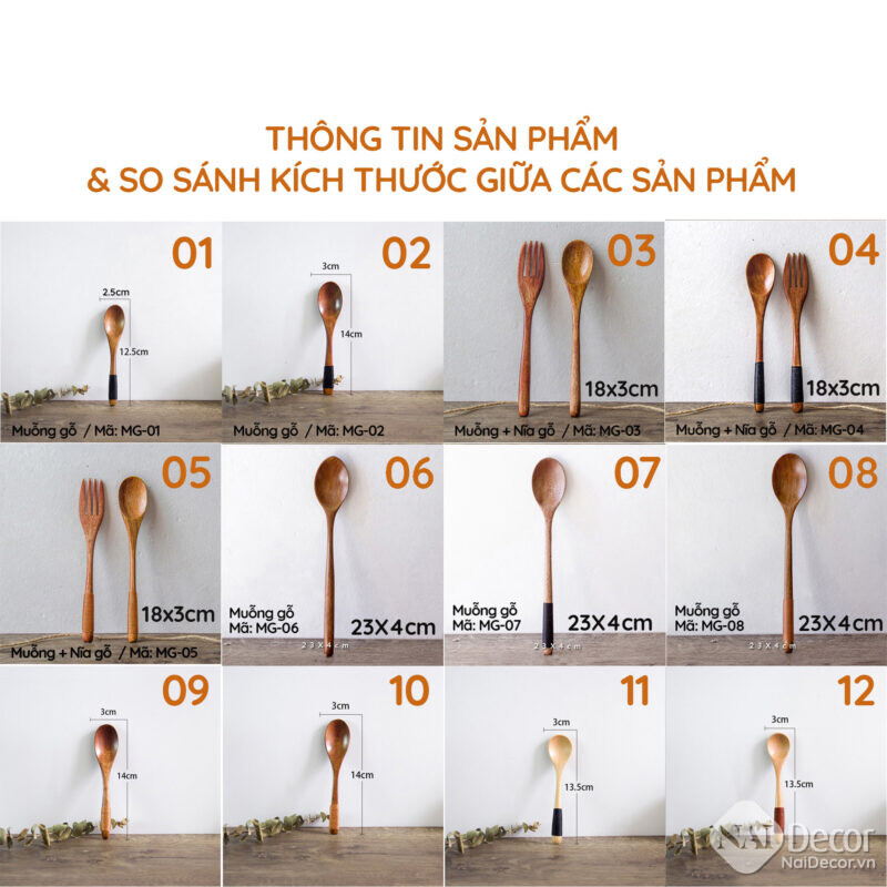 So Sanh Kich Thuoc Muong Go