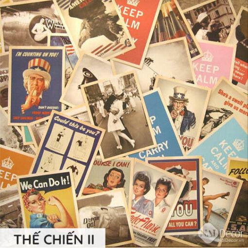 Postcard Retro The Chien S2