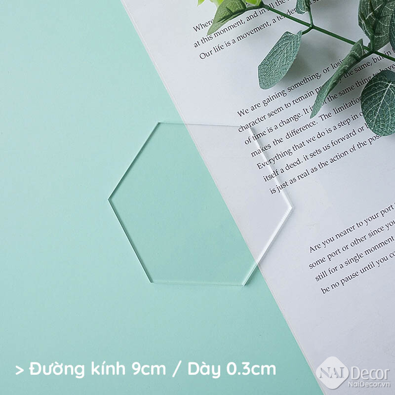 Tam Nhua Acrylic Trong Suot S6