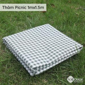 Tham Picnic Trai Ban Chup Anh Da Ngoai S3