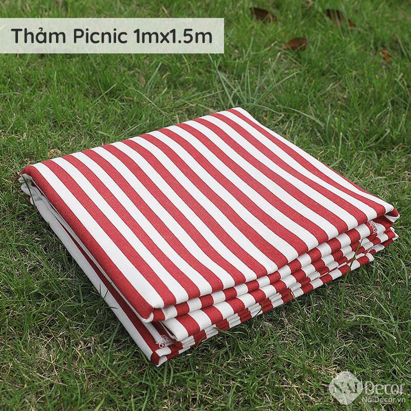 Tham Picnic Trai Ban Chup Anh Da Ngoai S5